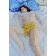 "KLEMARO PVC Plastik - Bettbezug ""doppel"" groß 188x190cm BE04"