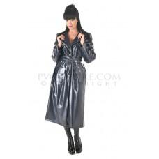KLEMARO PVC Plastik - Mantel Trenchcoat Regenmantel RA07 CLASSIC MAC