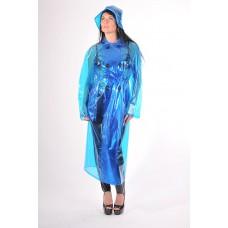 KLEMARO PVC Plastik - Mantel Regenmantel Damen Mantel RA37 TRENCHCOAT