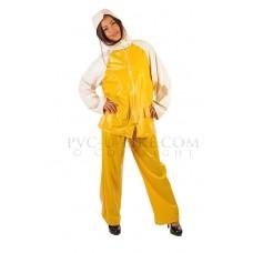 KLEMARO PVC Plastik - Segelanzug zweiteilig Jacke und Hose Damen SU41 TWO PIECE SAILING SUIT